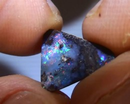 2.25 ct Boulder Opal With Multi Color