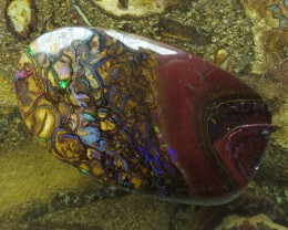 "24cts.""BOULDER MATRIX OPAL~UNBEATABLE VALUE"""
