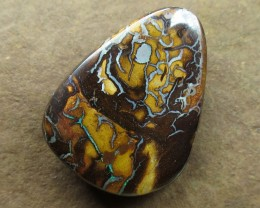 "49cts.""BOULDER MATRIX OPAL~BUY DIRECT"""