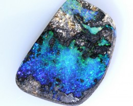 7.8CTS 17.5x12.5mm NATURAL BOULDER OPAL [RBP-113]