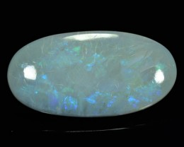 ~UNTREATED~ 34.05 Cts Natural Australian Blue Opal