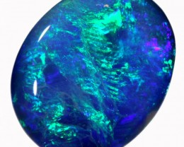 2.25 CTS BLACK OPAL -LIGHTNING RIDGE- [BO352]