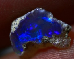 Cts 1.50   RD 330    .Rough Ethiopian Wello Opal   ~ Gem Grade -