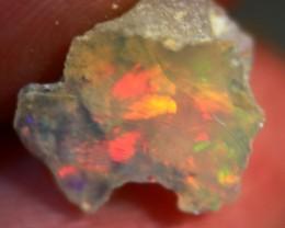 Cts  2.60  RD 345    .Rough Ethiopian Wello Opal   ~ Gem Grade -