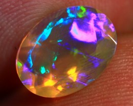Faceted Wello Opal Cts  1.70  RD470