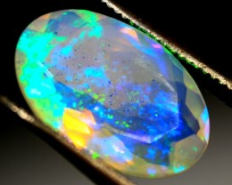 Faceted Wello Opal Cts1.60    RD475