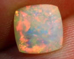 Faceted Wello Opal Cts 1.10   RD498