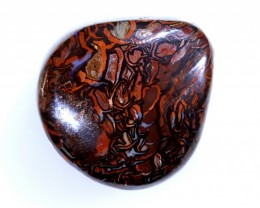 Picture stone 39CTS 22x20mm NATURAL BOULDER OPAL [RBP-128]