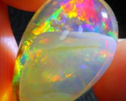 8.57Ct Phantom Ghost ContraLuz Ethiopian Welo Specimen Crystal Opal