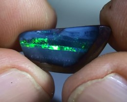 6.05 ct Boulder Opal Natural Gem Blue Green Color