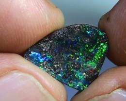 5.15 ct Boulder Opal Natural Gem Blue Green Color