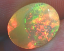 Faceted Wello Opal Cts 1.70   RD482