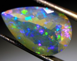 Faceted Wello Opal Cts  2.50  RD489