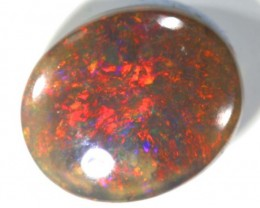 N4-  CTS QUALITY BLACK SOLID OPAL LIGHTNINGRIDGE INV-785