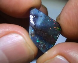 6.05 ct Boulder Opal With Multi Color