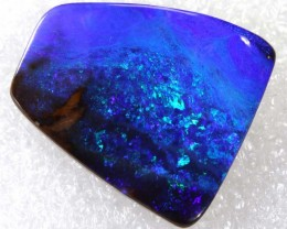 22.95 CTS QUALITY BOULDER OPAL POLISHED STONE INV-798