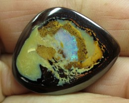 "36cts.""BOULDER MATRIX OPAL~NO MIDDLE MAN"""