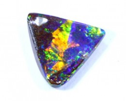 0.95 CTS Natural Australian Boulder Opal Solid Stone C-416