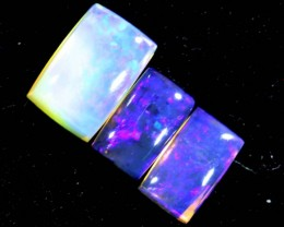 1.20 CTS CRYSTAL OPAL POLISHED PARCEL 3PCS TBO-7244