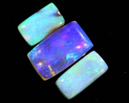 1.50 CTS CRYSTAL OPAL POLISHED PARCEL 3PCS TBO-7245