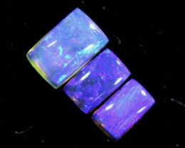 1.15 CTS CRYSTAL OPAL POLISHED PARCEL 3PCS TBO-7246