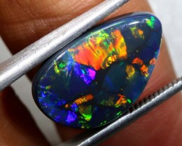 N1  6.1 CTS QUALITY BLACK SOLID OPAL LIGHTNINGRIDGE INV-814 GC