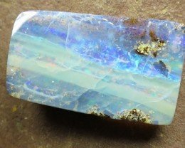 "14cts.""BOULDER OPAL~NO MIDDLE MAN"""