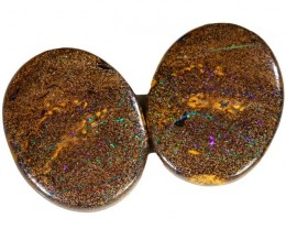 50.20 CTS YOWAH PAIR DEAL-POLISHED [SO9374]