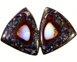 50.55 CTS YOWAH PAIR DEAL-POLISHED [SO9377]