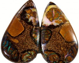 45.05 CTS YOWAH PAIR DEAL-POLISHED [SO9382]