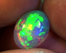 5.15 cts Ethiopian Welo BRUSH STROKES opal N7 4,5/5