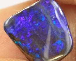 5.25 cts AUSTRALIAN BOULDER OPAL SOLID STONE NATURAL CUT