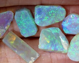 14.35 CTS CRYSTAL OPAL RUBS PARCEL   DT-7401