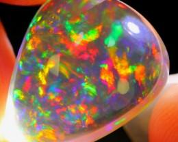 5.51Ct Rainbow ContraLuz Ethiopian Welo Specimen Crystal Opal
