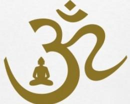Om Buddha image,download off internet
