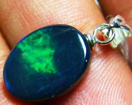 4 CTS OPAL DOUBLET PENDANT WITH IRONSTONE BACKING OF-2035