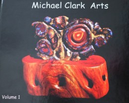 Michael Clark Arts Volume 1 First The Sculptor Book S001