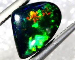 2.15CTS MEXICAN DOUBLET FIRE OPAL STONE FOB-1098