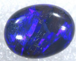 N3 - 2.88CTS BLACK OPAL POLISHED STONE TBO-7492