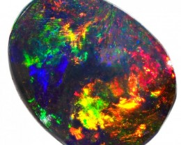 2 CTS STUNNING BOULDER OPAL FROM KOROIT [BMS207]