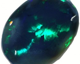 16.00 CTS BLACK  OPAL ROUGH -RUBBED [BR5620] SAFE