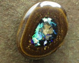 "12cts.""YOWAH NUT OPAL~FROM OUR ACTIVE MINES"""