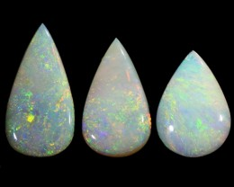 4.82 CTS COOBER PEDY OPAL PARCEL BB30