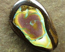 "23cts.""BOULDER MATRIX OPAL~NO MIDDLE MAN"""