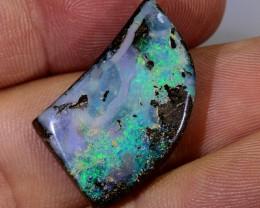 20ct 22x16mm Queensland Boulder Opal  [LOB-663]