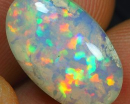 6.00cts Extreme Confetti Pattern Ethiopian Opal