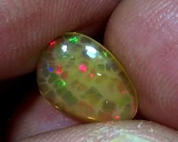 1.20 ct Ethiopian Welo HONEYCOMB opal N5 3,5/5