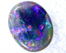N-3 - 1.09CTS BLACK OPAL POLISHED STONE TBO-7507