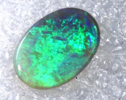 N4 - 1.52CTS BLACK OPAL POLISHED STONE TBO-7515