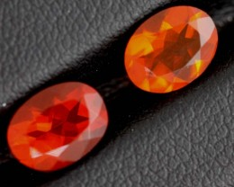 1.7 CTS MEXICAN FIRE OPAL  STONE FOB-1112
